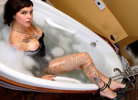 Интимные татуировки