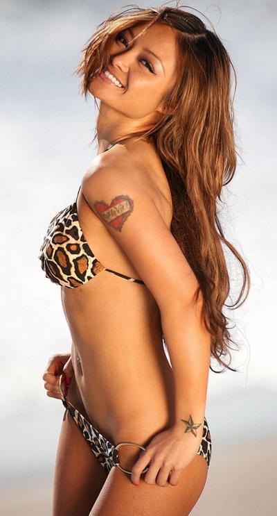 татуировки на попе